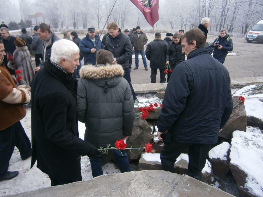 Сегодня Димитров чествовал воинов-интернационалистов (ФОТОРЕПОРТАЖ) (фото) - фото 31