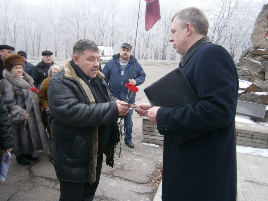 Сегодня Димитров чествовал воинов-интернационалистов (ФОТОРЕПОРТАЖ) (фото) - фото 15