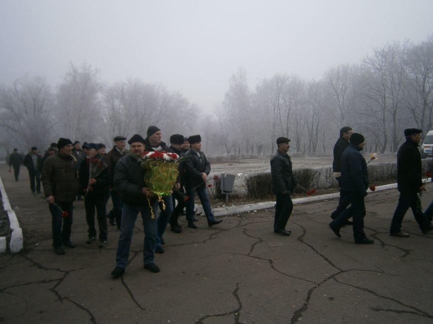 Сегодня Димитров чествовал воинов-интернационалистов (ФОТОРЕПОРТАЖ) (фото) - фото 5