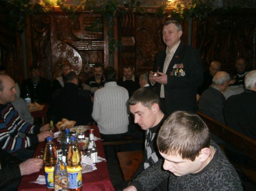 Сегодня Димитров чествовал воинов-интернационалистов (ФОТОРЕПОРТАЖ) (фото) - фото 38