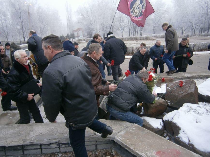 Сегодня Димитров чествовал воинов-интернационалистов (ФОТОРЕПОРТАЖ) (фото) - фото 29