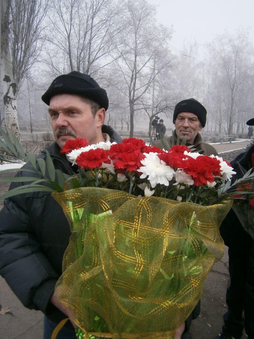 Сегодня Димитров чествовал воинов-интернационалистов (ФОТОРЕПОРТАЖ) (фото) - фото 6