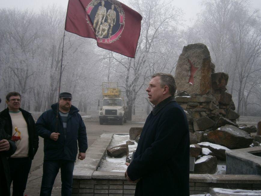 Сегодня Димитров чествовал воинов-интернационалистов (ФОТОРЕПОРТАЖ) (фото) - фото 8