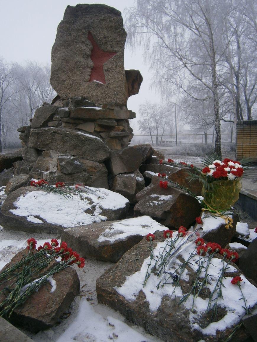 Сегодня Димитров чествовал воинов-интернационалистов (ФОТОРЕПОРТАЖ) (фото) - фото 35
