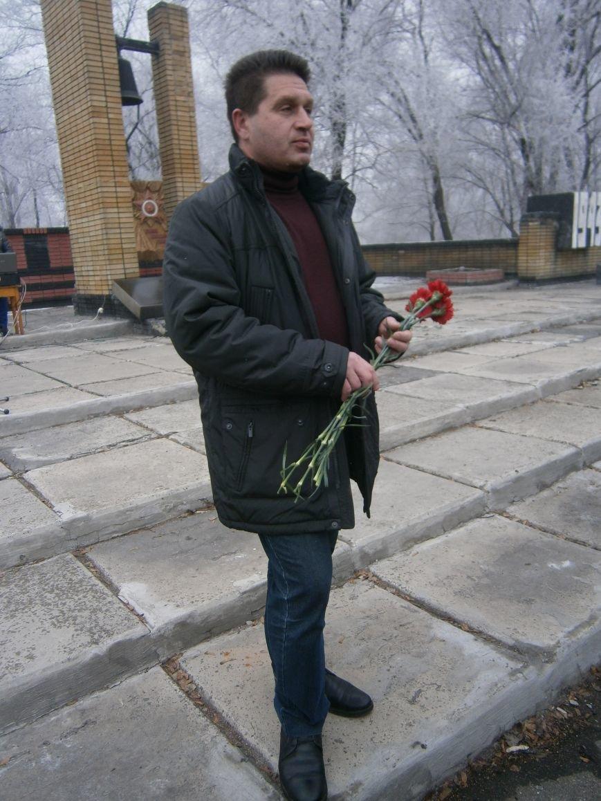 Сегодня Димитров чествовал воинов-интернационалистов (ФОТОРЕПОРТАЖ) (фото) - фото 20