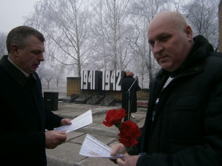Сегодня Димитров чествовал воинов-интернационалистов (ФОТОРЕПОРТАЖ) (фото) - фото 13