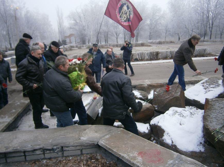 Сегодня Димитров чествовал воинов-интернационалистов (ФОТОРЕПОРТАЖ) (фото) - фото 28