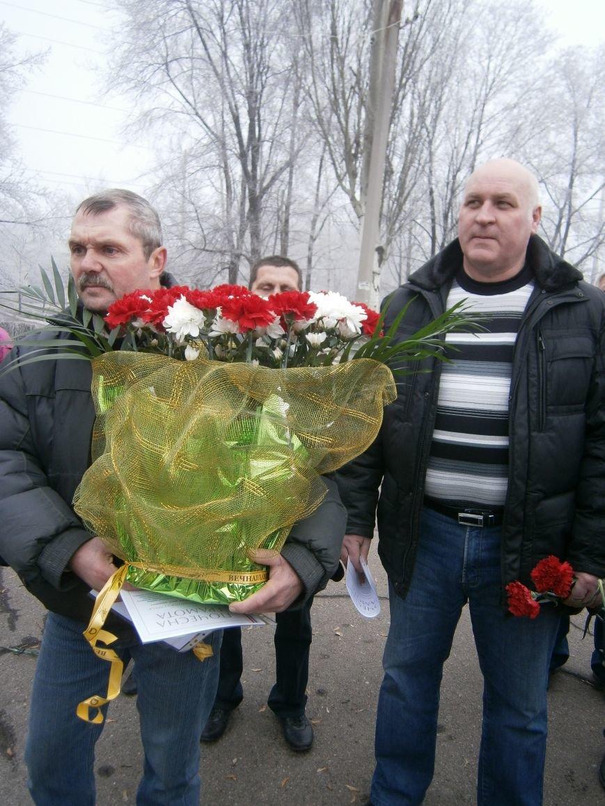 Сегодня Димитров чествовал воинов-интернационалистов (ФОТОРЕПОРТАЖ) (фото) - фото 23