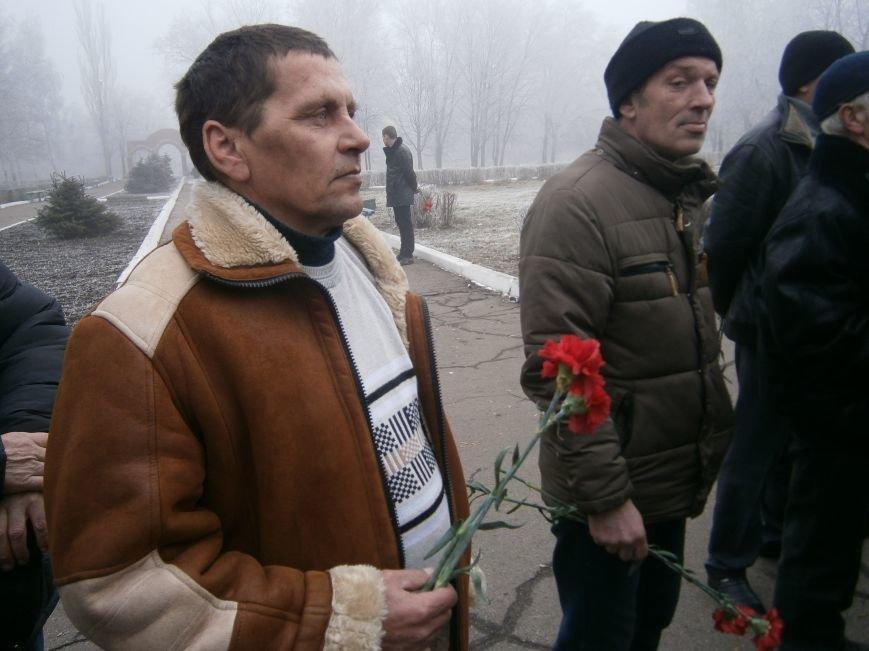 Сегодня Димитров чествовал воинов-интернационалистов (ФОТОРЕПОРТАЖ) (фото) - фото 11