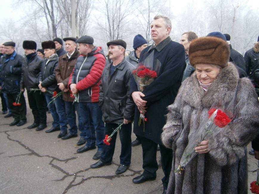 Сегодня Димитров чествовал воинов-интернационалистов (ФОТОРЕПОРТАЖ) (фото) - фото 22