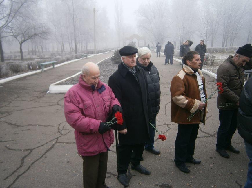 Сегодня Димитров чествовал воинов-интернационалистов (ФОТОРЕПОРТАЖ) (фото) - фото 10