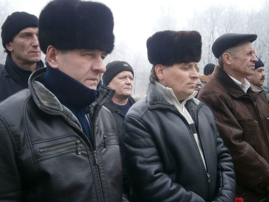 Сегодня Димитров чествовал воинов-интернационалистов (ФОТОРЕПОРТАЖ) (фото) - фото 24