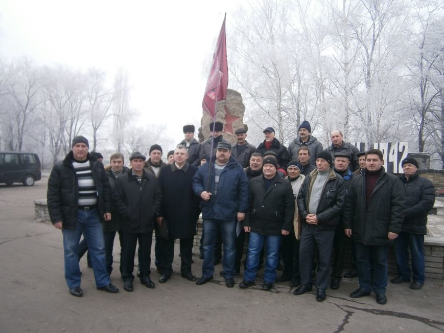 Сегодня Димитров чествовал воинов-интернационалистов (ФОТОРЕПОРТАЖ) (фото) - фото 34