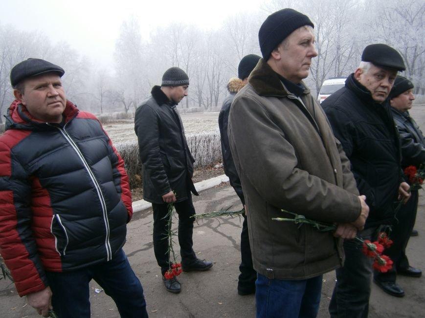Сегодня Димитров чествовал воинов-интернационалистов (ФОТОРЕПОРТАЖ) (фото) - фото 25