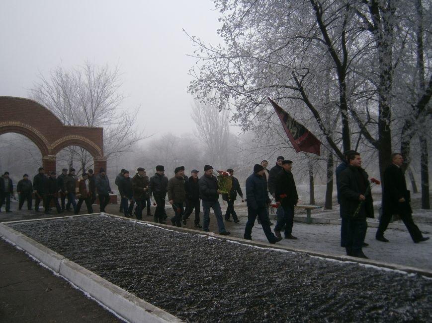 Сегодня Димитров чествовал воинов-интернационалистов (ФОТОРЕПОРТАЖ) (фото) - фото 3
