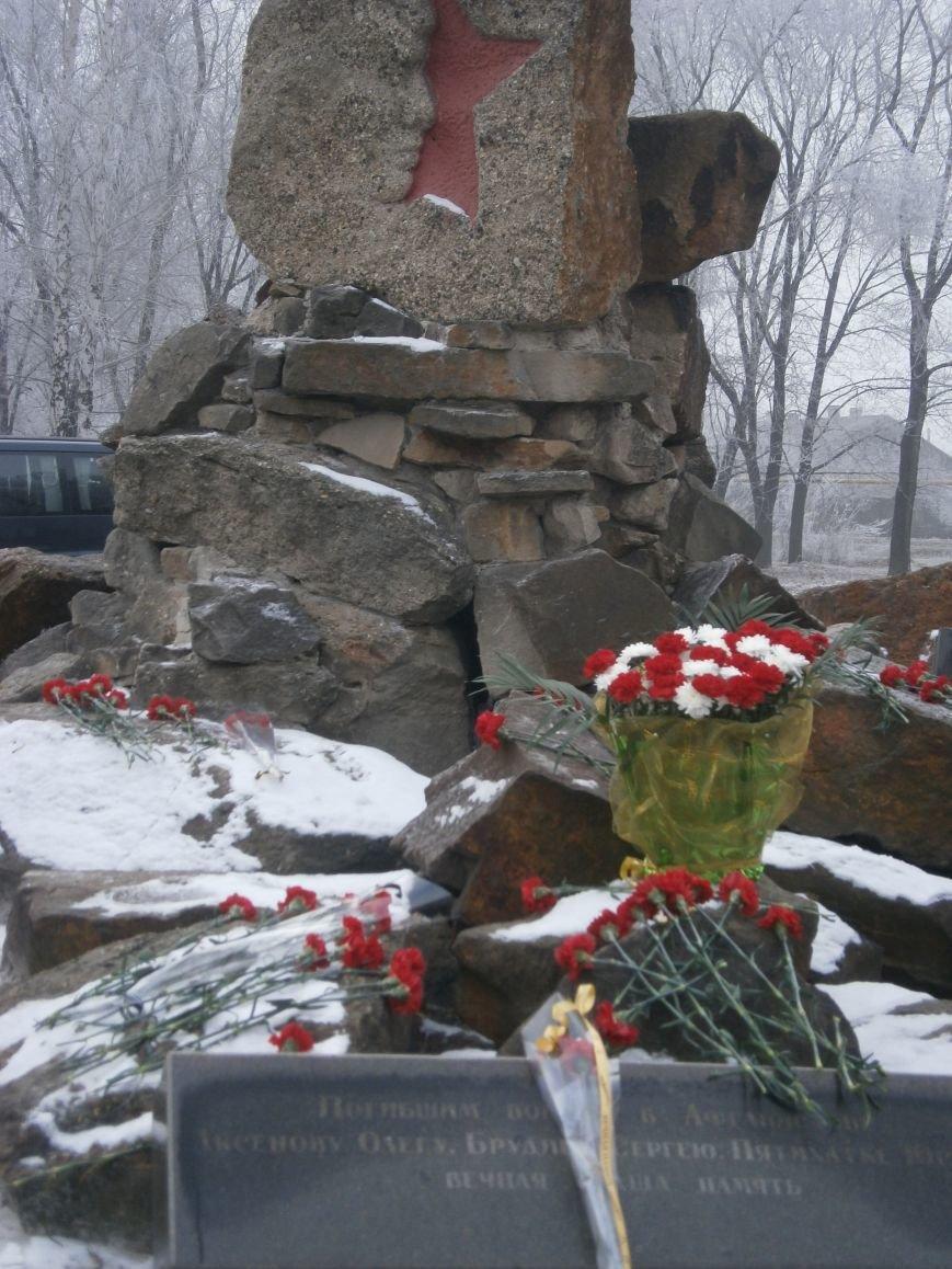 Сегодня Димитров чествовал воинов-интернационалистов (ФОТОРЕПОРТАЖ) (фото) - фото 33
