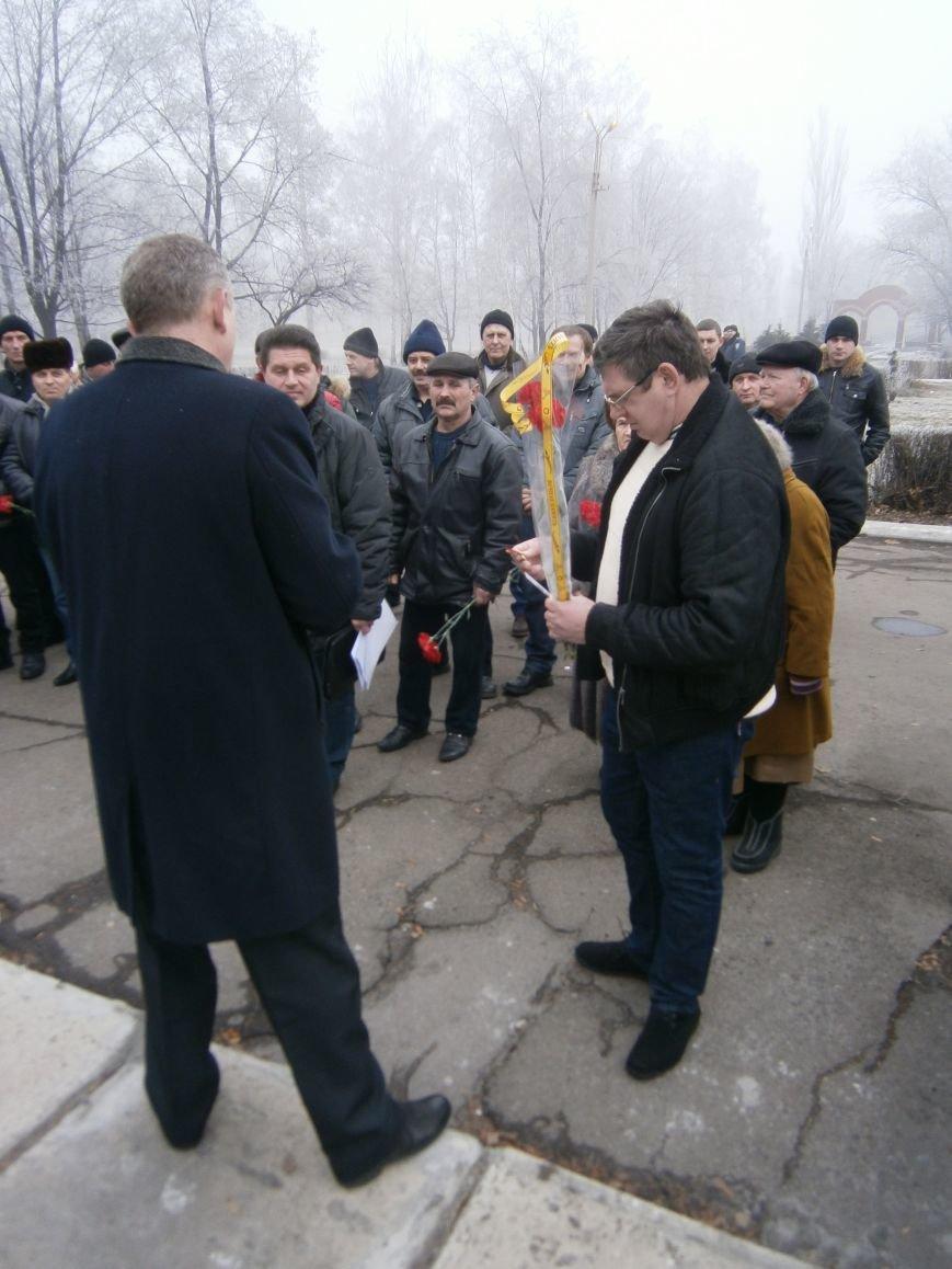 Сегодня Димитров чествовал воинов-интернационалистов (ФОТОРЕПОРТАЖ) (фото) - фото 17