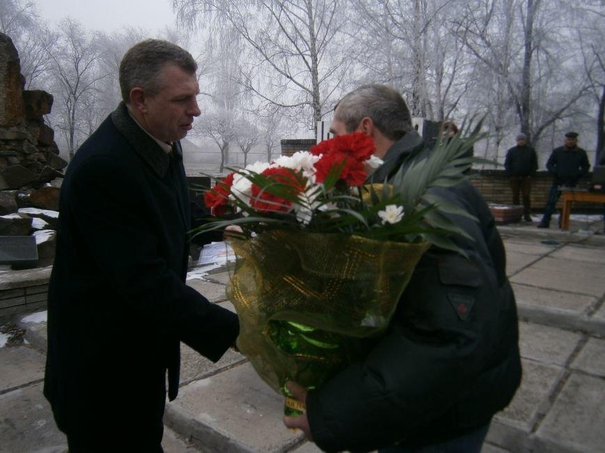 Сегодня Димитров чествовал воинов-интернационалистов (ФОТОРЕПОРТАЖ) (фото) - фото 14