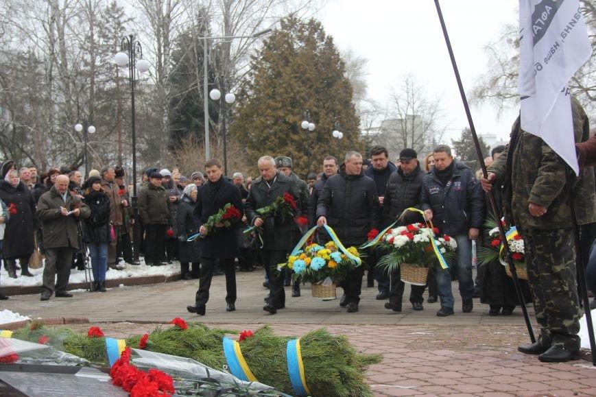 У Житомирі вшанували пам'ять воїнів-афганців, фото-7
