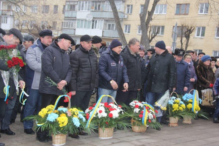 У Житомирі вшанували пам'ять воїнів-афганців, фото-4