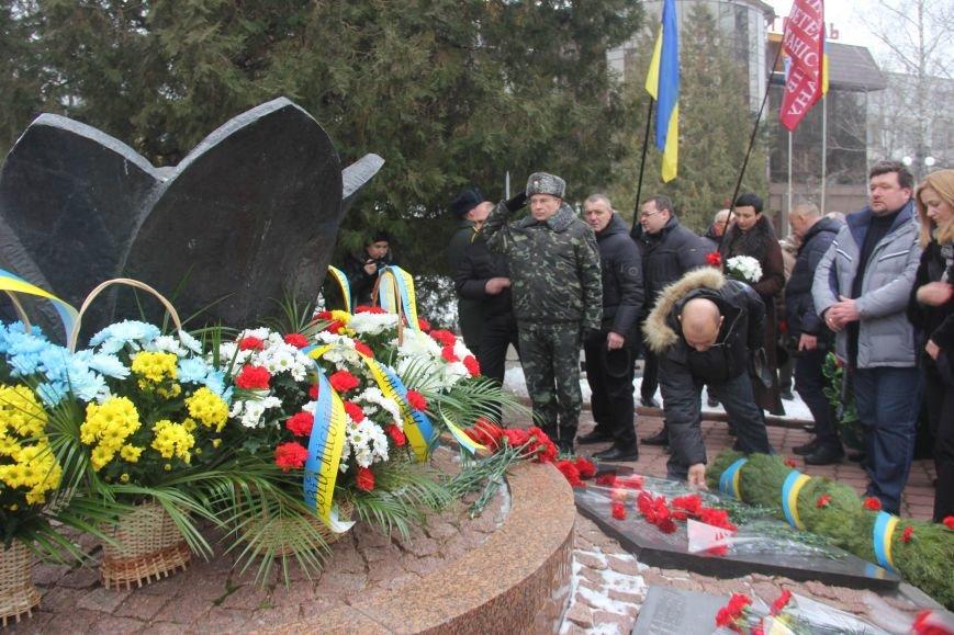 У Житомирі вшанували пам'ять воїнів-афганців, фото-8