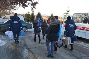 До Львова приїхало 29 переселенців з Донецької області (ФОТО), фото-4