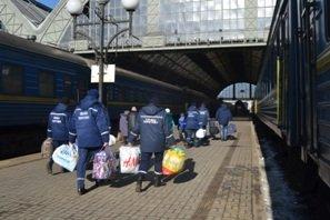 До Львова приїхало 29 переселенців з Донецької області (ФОТО), фото-2