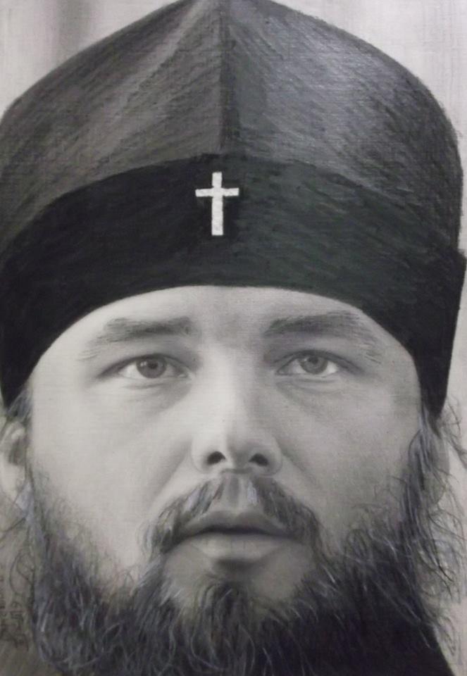 На Полтавському благодійному ярмарку продали портрет Архієпископа Федора (фото) - фото 1