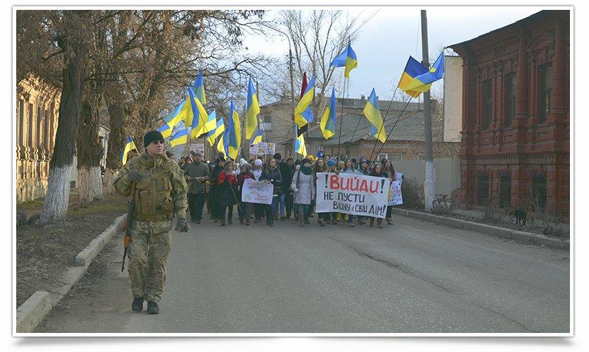 В Славянске люди почтили память жертв обстрела в Краматорске (фото) - фото 2
