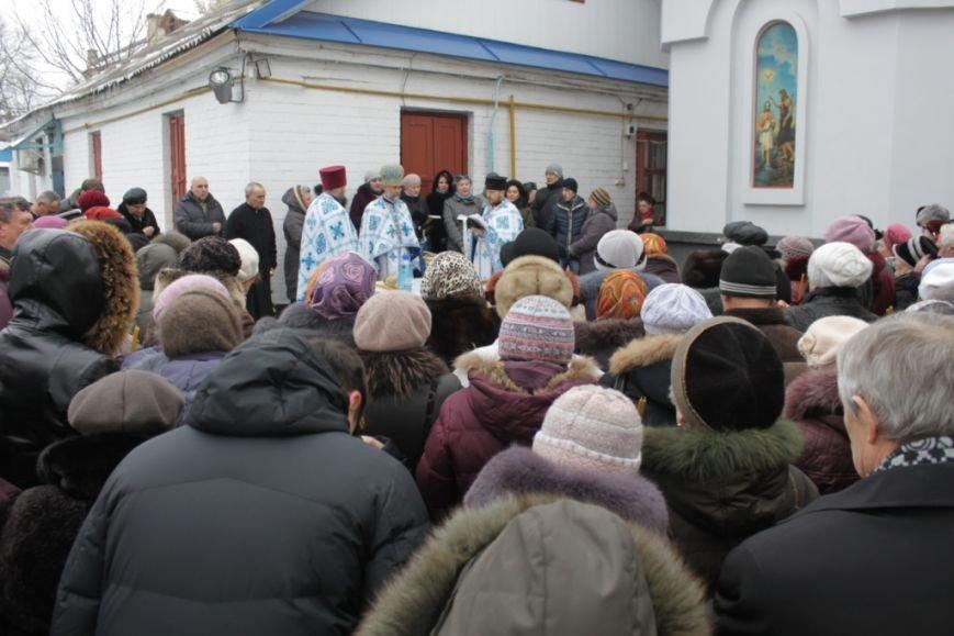 У Житомирі святкували свято Стрітення Господнього, фото-1