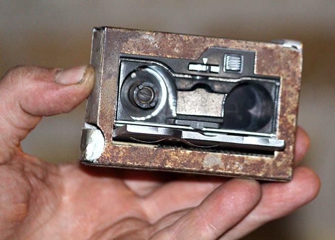 Наші військові знайшли в АТО шпигунську камеру, вбудовану у пачку від цигарок (ФОТО) (фото) - фото 3