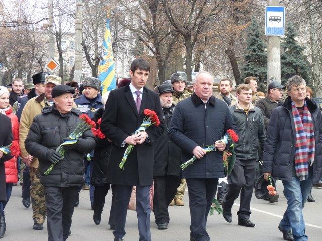 В Кіровограді вшанували подвиг воїнів-інтернаціоналістів всіх поколінь (фото) - фото 1