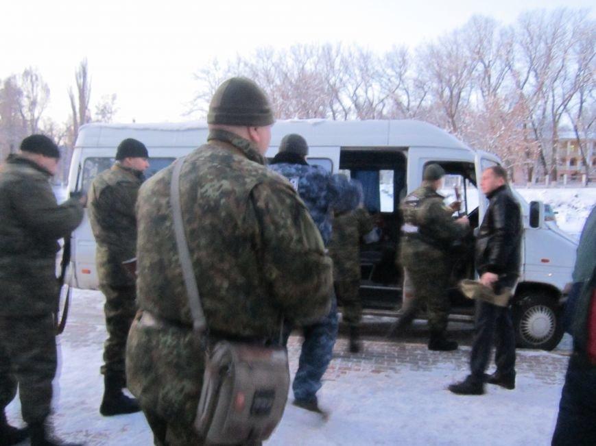 7 Днепродзержинских милиционеров уехали в зону АТО, фото-3