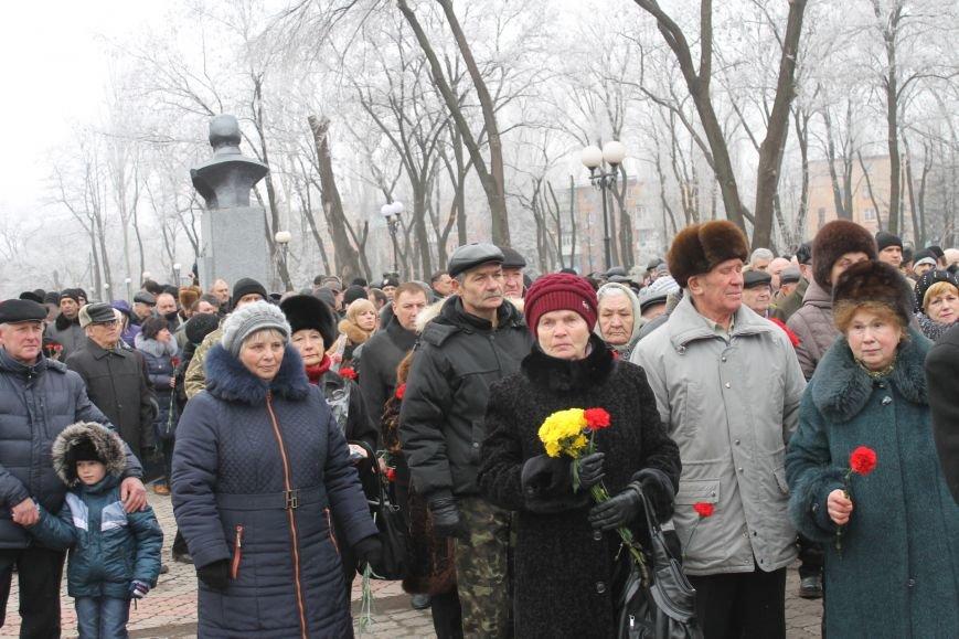 В Кривом Роге почтили память воинов-интернационалистов  (ФОТО), фото-10