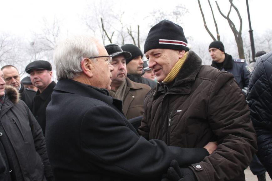 В Кривом Роге почтили память воинов-интернационалистов  (ФОТО), фото-1
