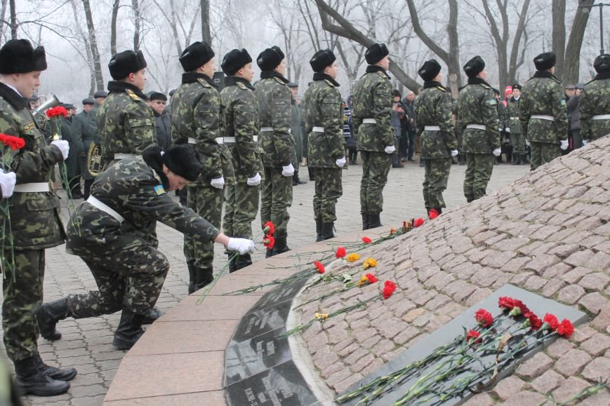 В Кривом Роге почтили память воинов-интернационалистов  (ФОТО), фото-7
