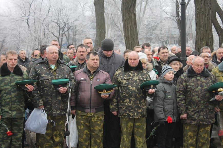 В Кривом Роге почтили память воинов-интернационалистов  (ФОТО), фото-8