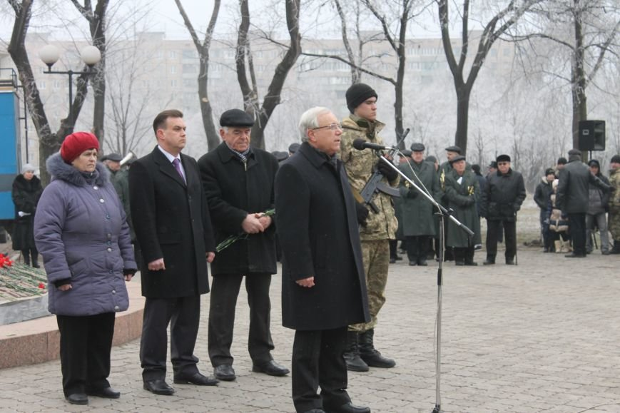 В Кривом Роге почтили память воинов-интернационалистов  (ФОТО), фото-6