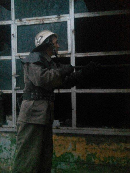 Пожар в Баглейском районе Днепродзержинска унес жизнь мужчины (фото) - фото 1