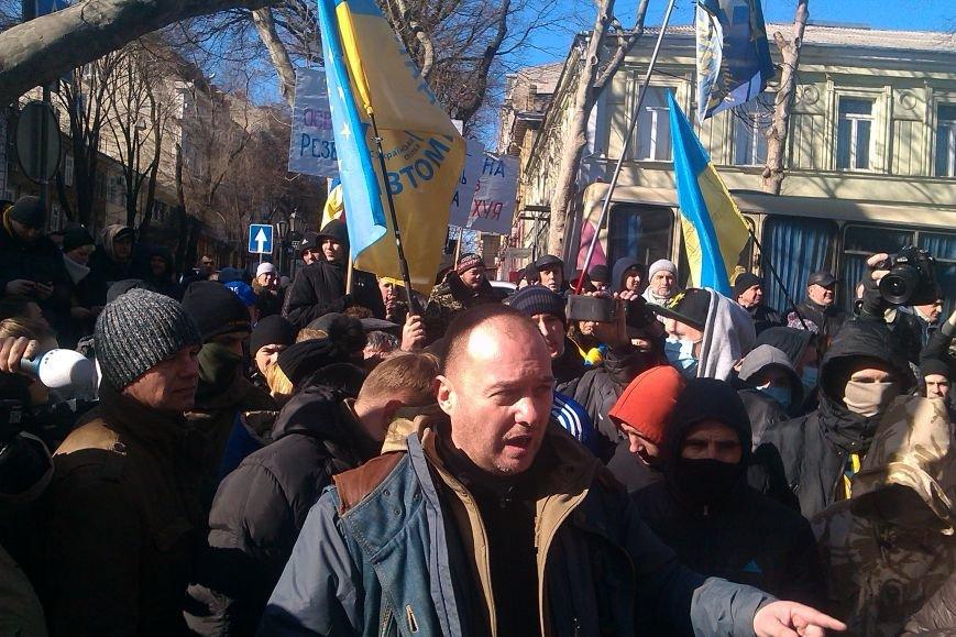 Одесса: Автомайдан против прокуратуры. Как это было (ФОТО, ВИДЕО) (фото) - фото 1