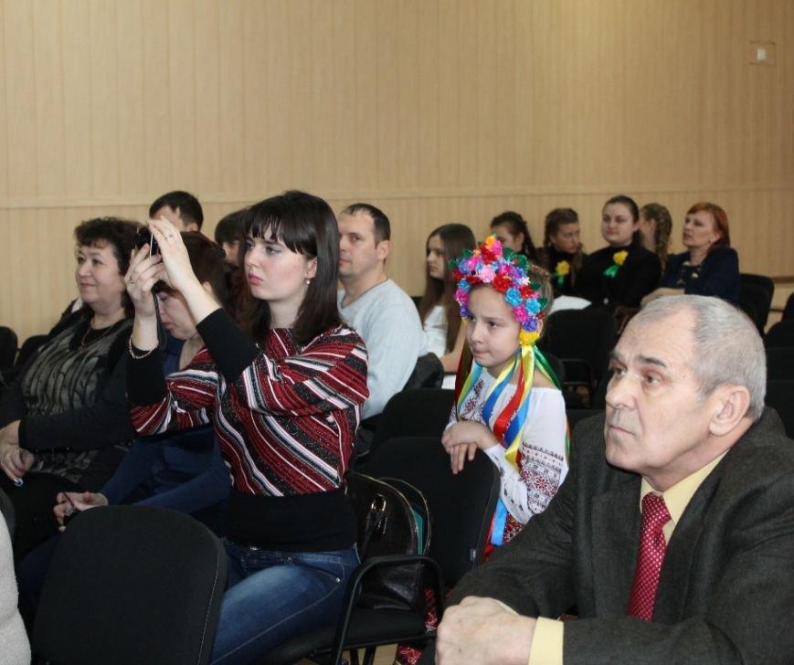 В Артемовске прошел конкурс патриотической песни, фото-4