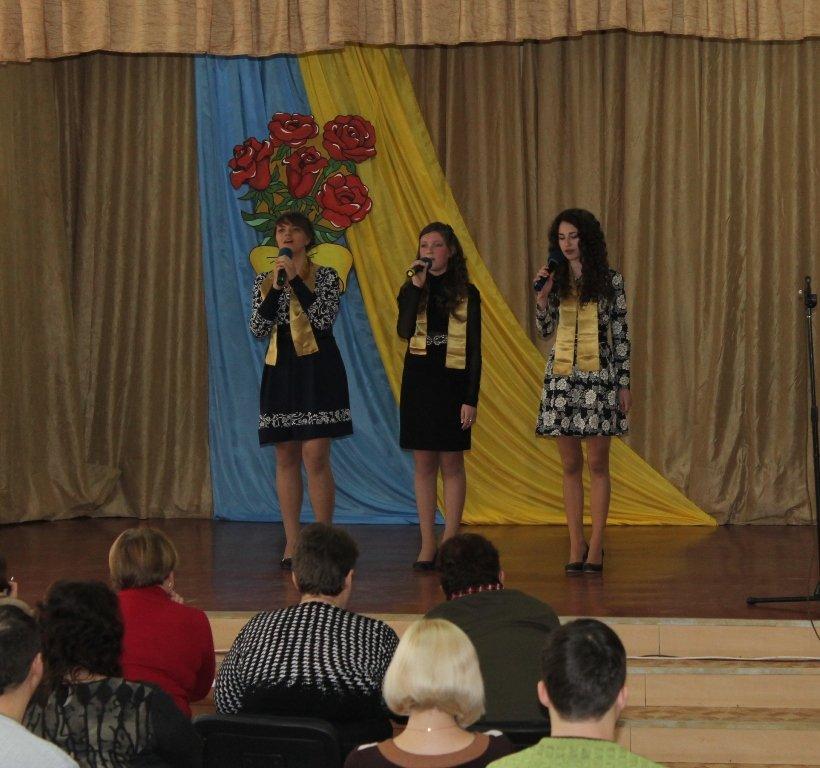 В Артемовске прошел конкурс патриотической песни, фото-3