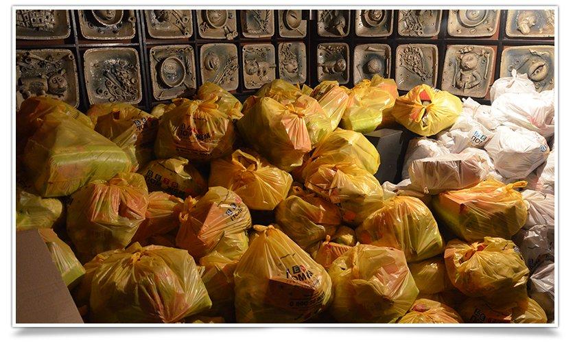 В Славянске вводится база учёта выдачи гуманитарки переселенцам (фото) - фото 3