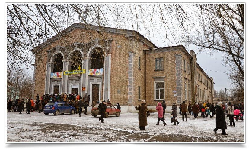 В Славянске вводится база учёта выдачи гуманитарки переселенцам (фото) - фото 1