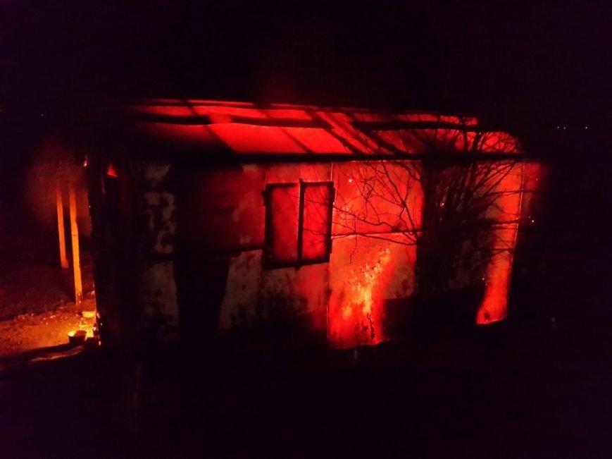 В Мелитополе на пожаре погиб мужчина (ФОТО) (фото) - фото 1