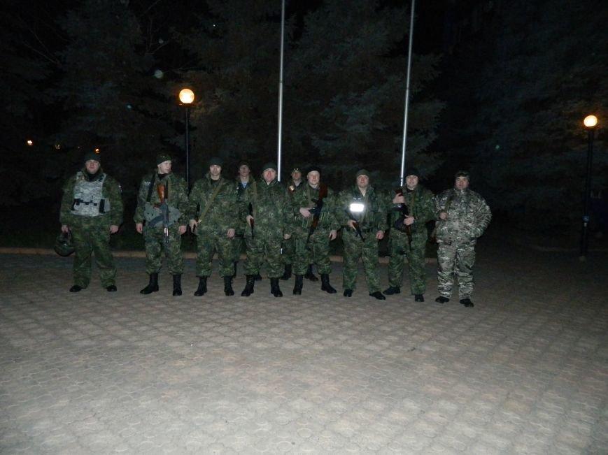 В зону АТО для охраны общественного порядка отправились криворожские правоохранители (ФОТО) (фото) - фото 1