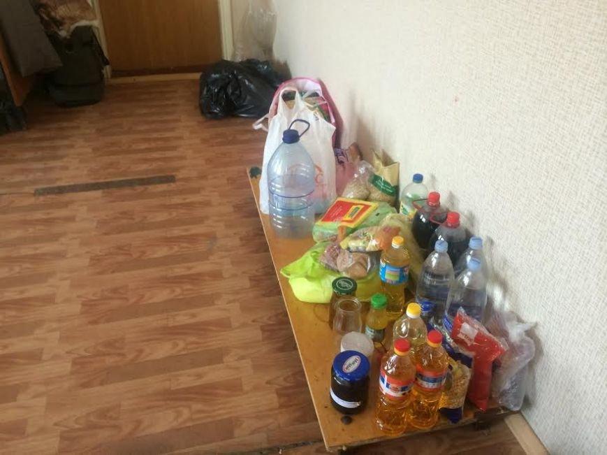 В Мариуполе пожилые жители Широкино обживаются на новом месте(ФОТО) (фото) - фото 2