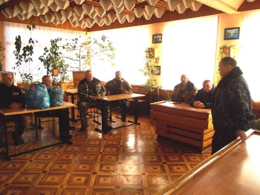 Засуджених, які виконували інтернаціональний обов'язок в Афганістані відвідали бойові побратими (фото) - фото 4