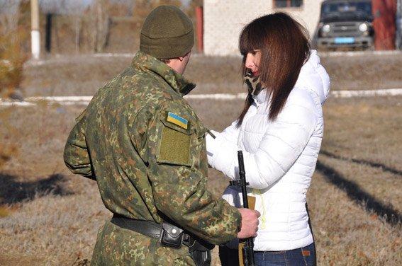 Николаевский спецназ сменил на «передовой» своих товарищей (ФОТО) (фото) - фото 3