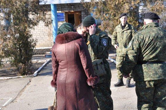 Николаевский спецназ сменил на «передовой» своих товарищей (ФОТО) (фото) - фото 4